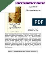 Ingrid Noll - Die Apothekerin