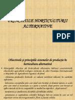 Principiile Horticulturii Alternative