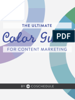 The Ultimate Guide To Using Color Online [Infographic]