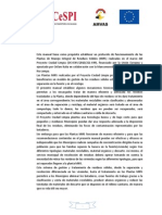 MANUAL de Operacion y Administracion PMIRS, Borrador Final