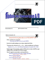 Modulo Análogo-Digital