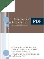 1 Clase Objeto Sociologia