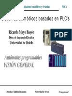 Sistemas-Domoticos Basado en PLC