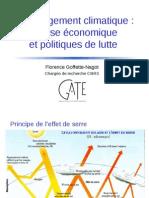 Cours Analyse Economique Changement Climatique F Goffette Nagot