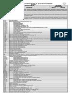Catalogo General de Cuentas Mayo 2013