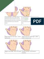 Key to Palmistry