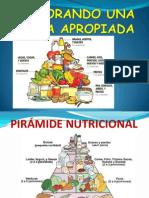Elaborando Una Dieta Apropiada