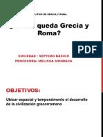 Unidad 4 - Donde Queda Grecia y Roma