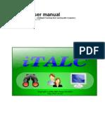 Italc Manual