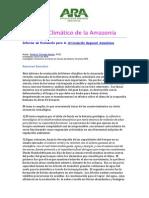 Futuro Climático de la Amazonía_sumario ejecutivo_REV