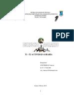 T1 Y 2 -Derecho Agrario-ACTIVIDAD AGRARIA-resumen