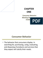 Concepts of Consumer Behavior