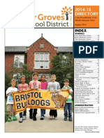 Webster Groves School District Directory 2014