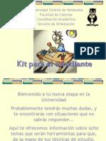 Kit Para El Estudiante