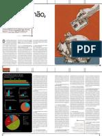 Entrevista Com o Prof. Dr. Silvio José Benelli - Revista Unesp Ciência 2014