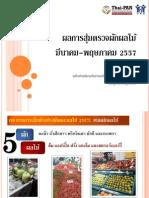 Thai PAN Monitor 2557-ThaiPublica