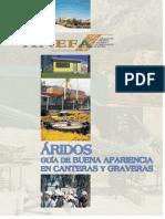 Graveras, aridos