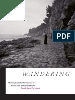 Wandering by Sarah Jane Cervenak