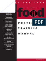 Food Protection Training Manual