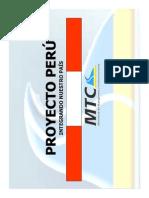 MTC_Provias Nacional_ Proyecto Perú