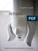 The Republic Unsettled by Mayanthi Fernando