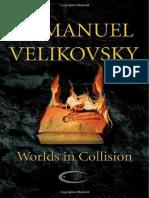 Velikovsky, Immanuel - Worlds in Collision