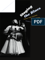 Staging the Blues by Paige A. McGinley