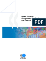 Green Growth Overcoming Crisis and Beyond