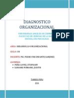 Stephany Peña Desarrollo Organizacional Monografia