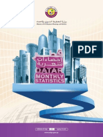 Qatar Monthly Statistics July 2014 Edition 6