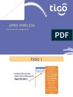 MANUAL Arris Wireless (1)