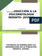 1.Introduccion a La Psicopatologia Infanto- Juvenil