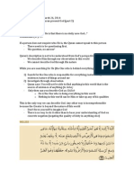 2014-03-26-halaqa notes-blind faith