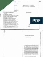 Redondo Patricia - Escuelas y pobreza (pp 85-124)