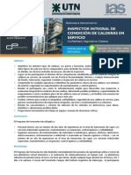 CURSO_Diplomatura Inspector Integral de Condicion de Calderas _GP Ingeniería