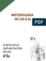 MANUAL DE LAS 6 'S