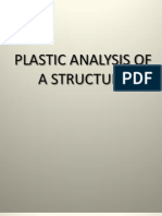 Plastic Analysis Of a structure