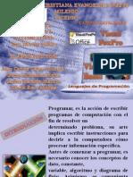 Diapositivas de Programacion
