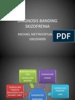 Diagnosis Banding Skizofrenia