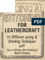 The Art Of Hand Sewing Leather Pdf