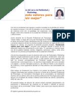 Proyecto del curso de Publicidad y Marketing