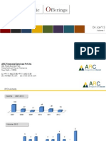 IPO Activity in India-2012_ARC