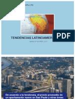 Tendencias Latinoamericanas en Construcción
