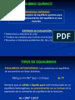15) Equilibrio químico2