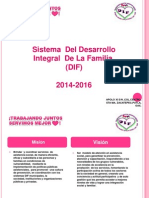 Presentacion Del Dif