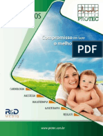 Catalogo de Produtos Protec 2012