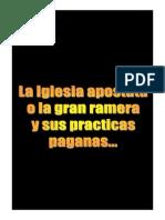 _La Iglesia Apostatao La Gran Ramera