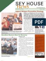 Odyssey House News, Winter 2005 edition