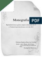 Monografia de La Bipolaridad