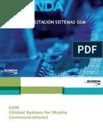 Capacitación Sistemas Gsm